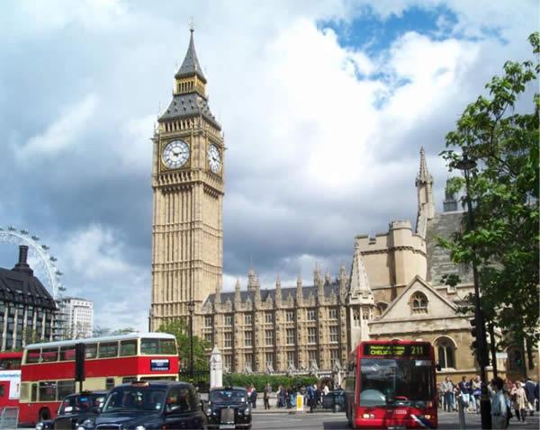 Λονδίνο – Η μητρόπολη της Τέχνης, της μόδας & της διασκέδασης : Ταξίδι